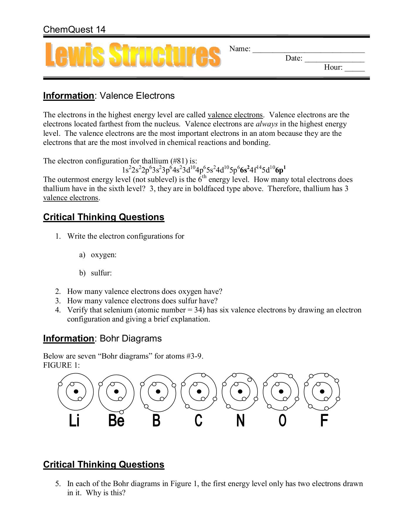 Valence Of Selenium : valence, selenium, Information:, Valence, Electrons, ECoach-Flip, EBook, Pages, AnyFlip