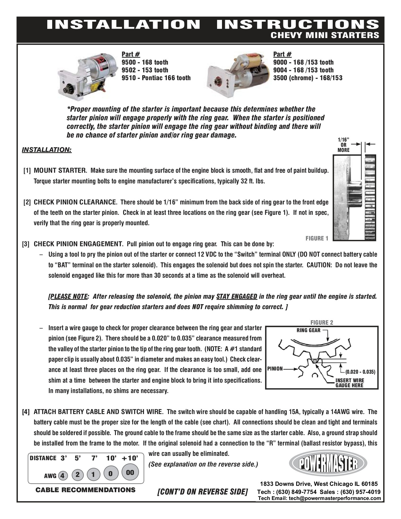 hight resolution of 025 gmministarter