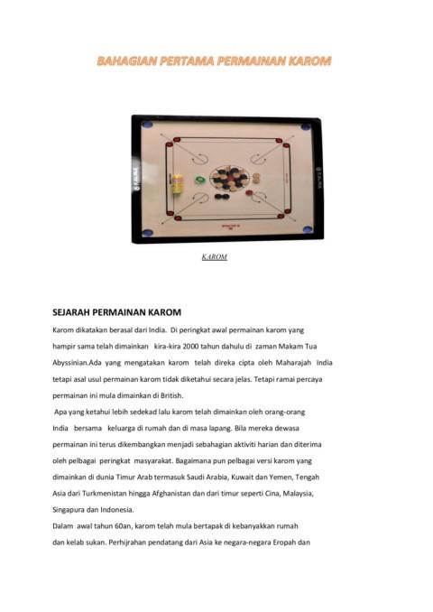 permainan tradisional di malaysia - YouTube