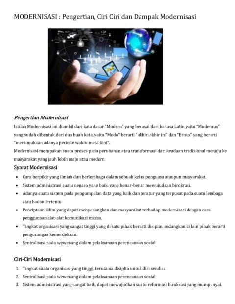 Contoh Modernisasi Bidang Politik : contoh, modernisasi, bidang, politik, MODERNISASI-Flip, EBook, Pages, AnyFlip