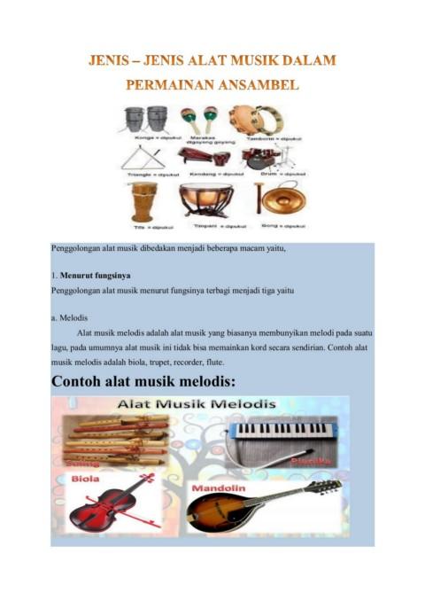 Penggolongan Alat Musik : penggolongan, musik, E-MODUL, BUDAYA, KELAS, 7-Flip, EBook, Pages, AnyFlip