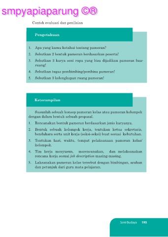Bentuk Bentuk Pameran : bentuk, pameran, BUDAYA