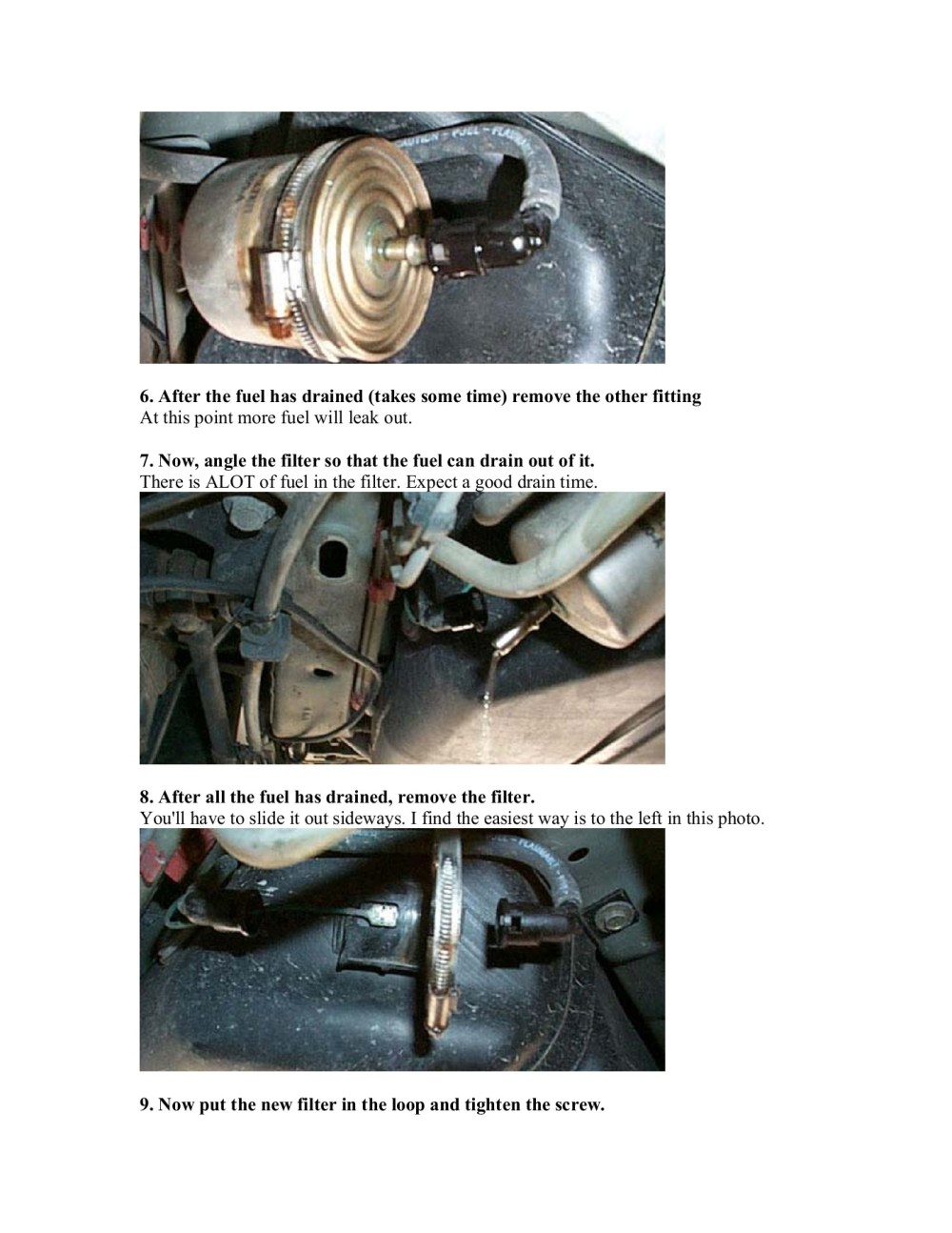 medium resolution of fuel filter fitting