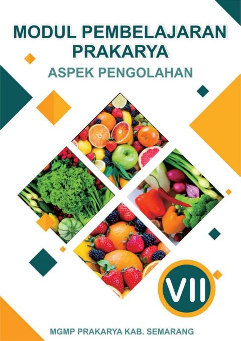 Hasil Samping Buah Mangga : hasil, samping, mangga, Modul, Prakarya, Kelas, VII-Flip, EBook, Pages, AnyFlip