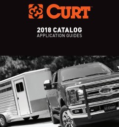 curt 2018 catalog with app guide  [ 1386 x 1800 Pixel ]