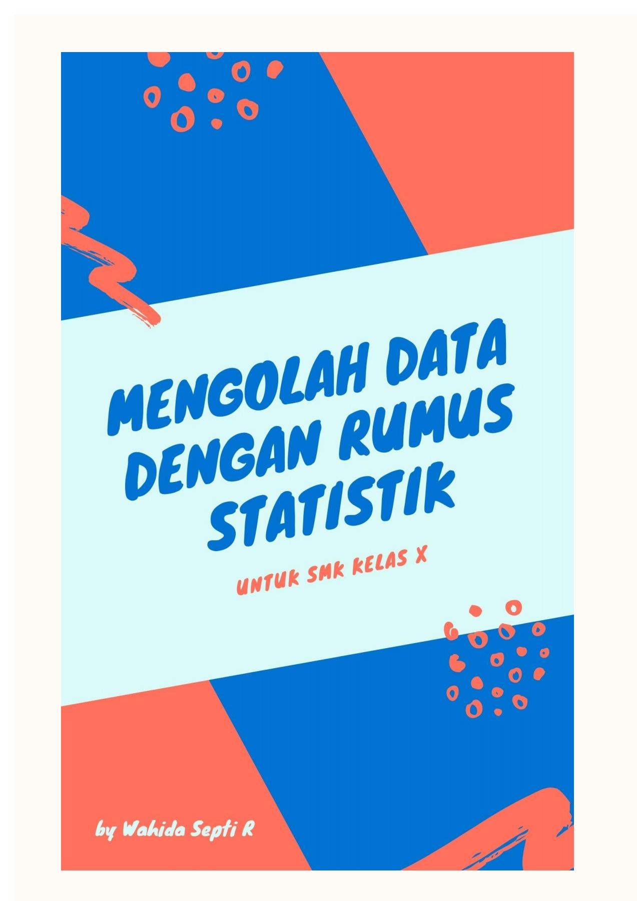 Rumus Fungsi Statistik : rumus, fungsi, statistik, FUNGSI, STATISTIK, MATERI