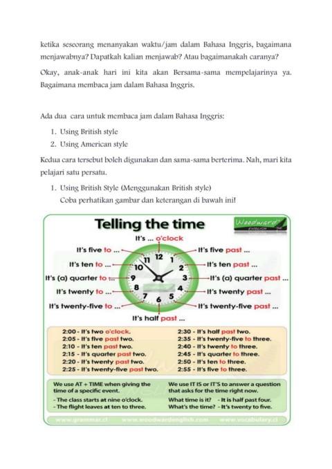 Waktu Dalam Bahasa Inggris Am Pm : waktu, dalam, bahasa, inggris, It-Flip, EBook, Pages, AnyFlip