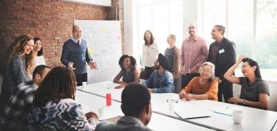 How to Lead an Effective Team Meeting   Champlain College Online