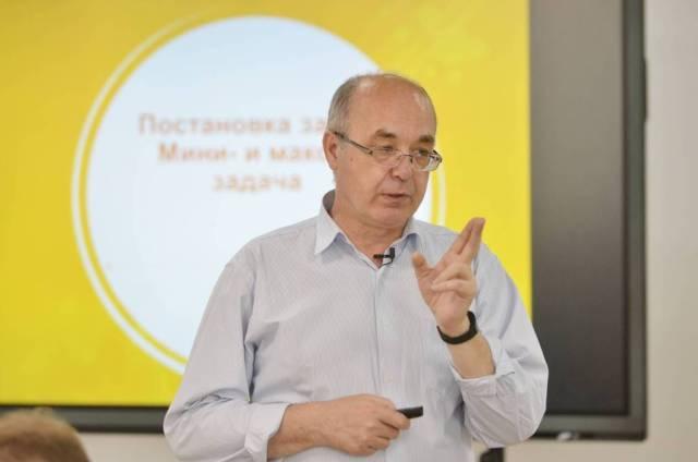 Мастер ТРИЗ рассказывает о Теории решения изобретательских задач