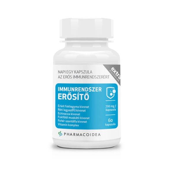 Pharmacoidea Immunrendszer Erősítő Kapszula (60db)