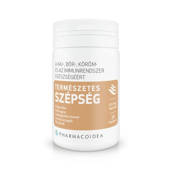 Pharmacoidea Természetes Szépség Kapszula (30db)