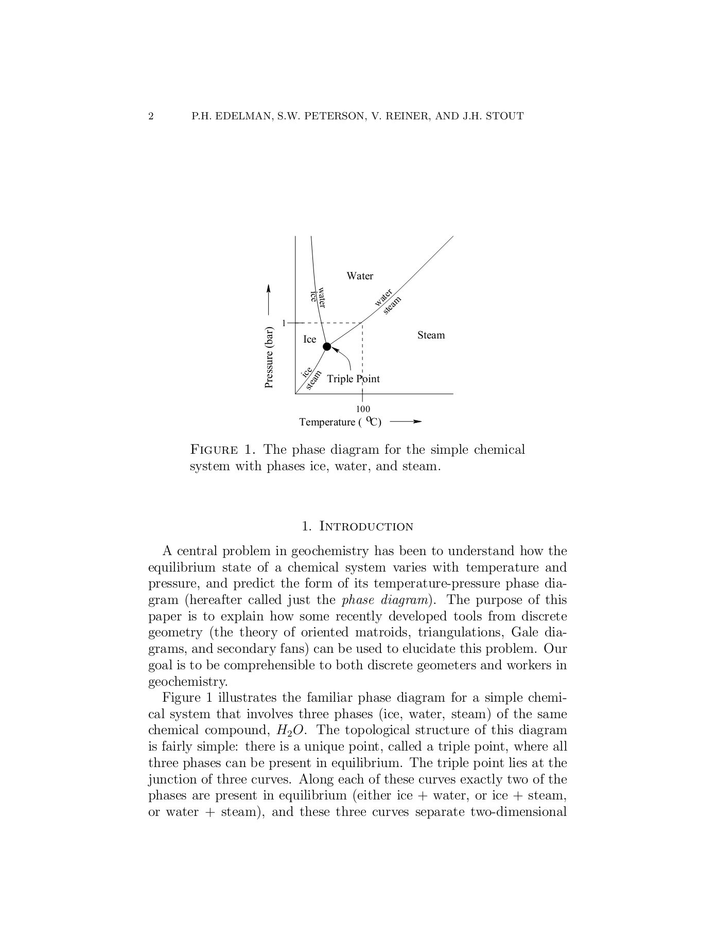 hight resolution of geochemical phase diagrams and gale diagrams