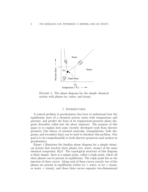 small resolution of geochemical phase diagrams and gale diagrams
