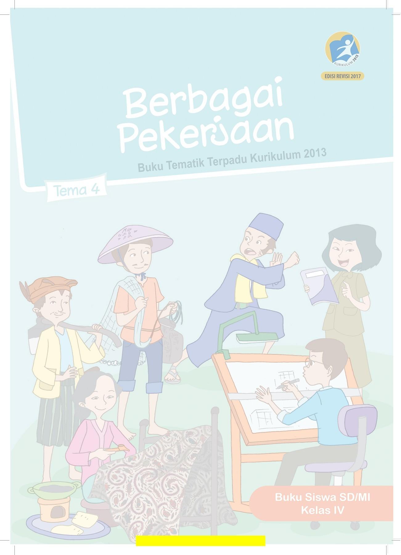 We did not find results for: Kelas Iv Tema 4 Buku Siswa