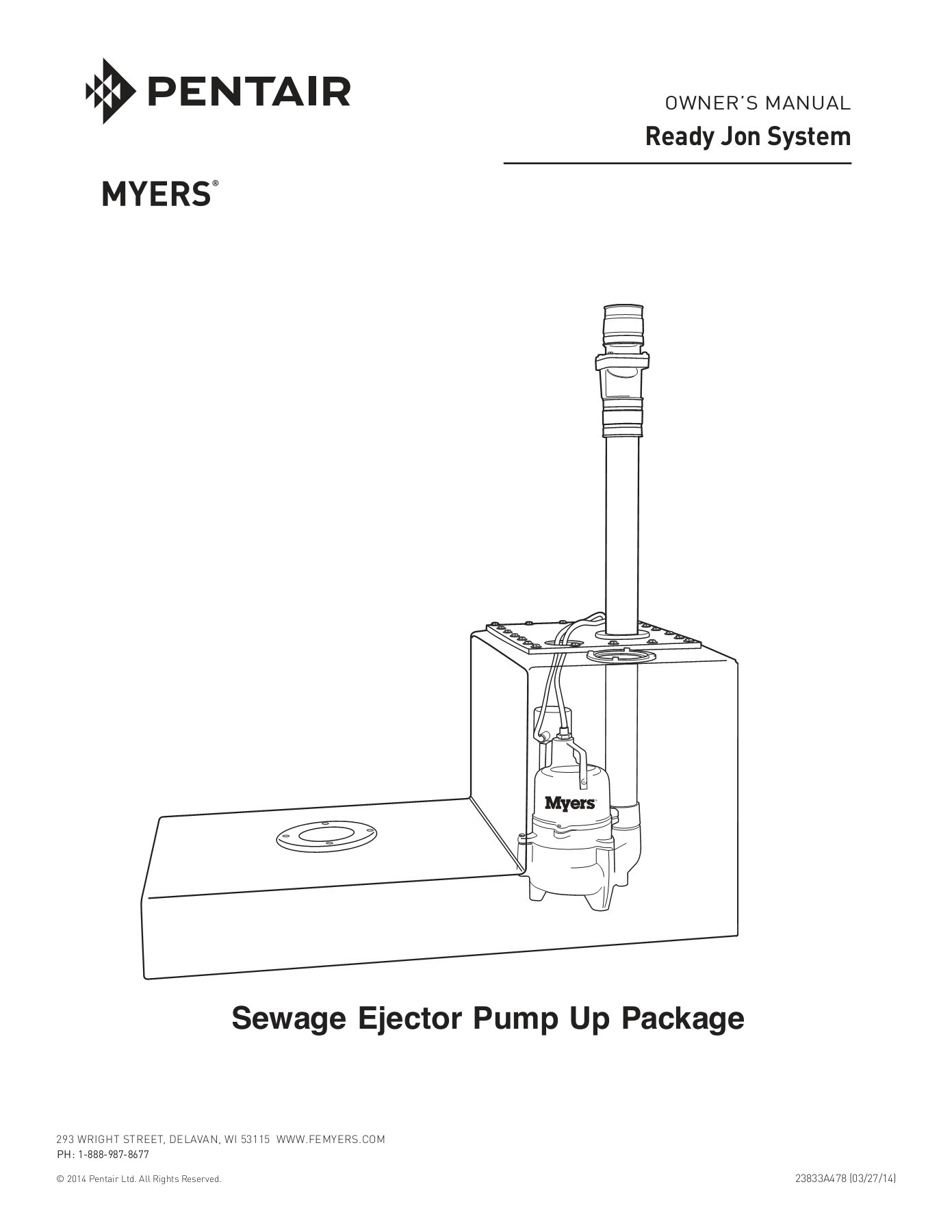hight resolution of sewage ejector pump diagram