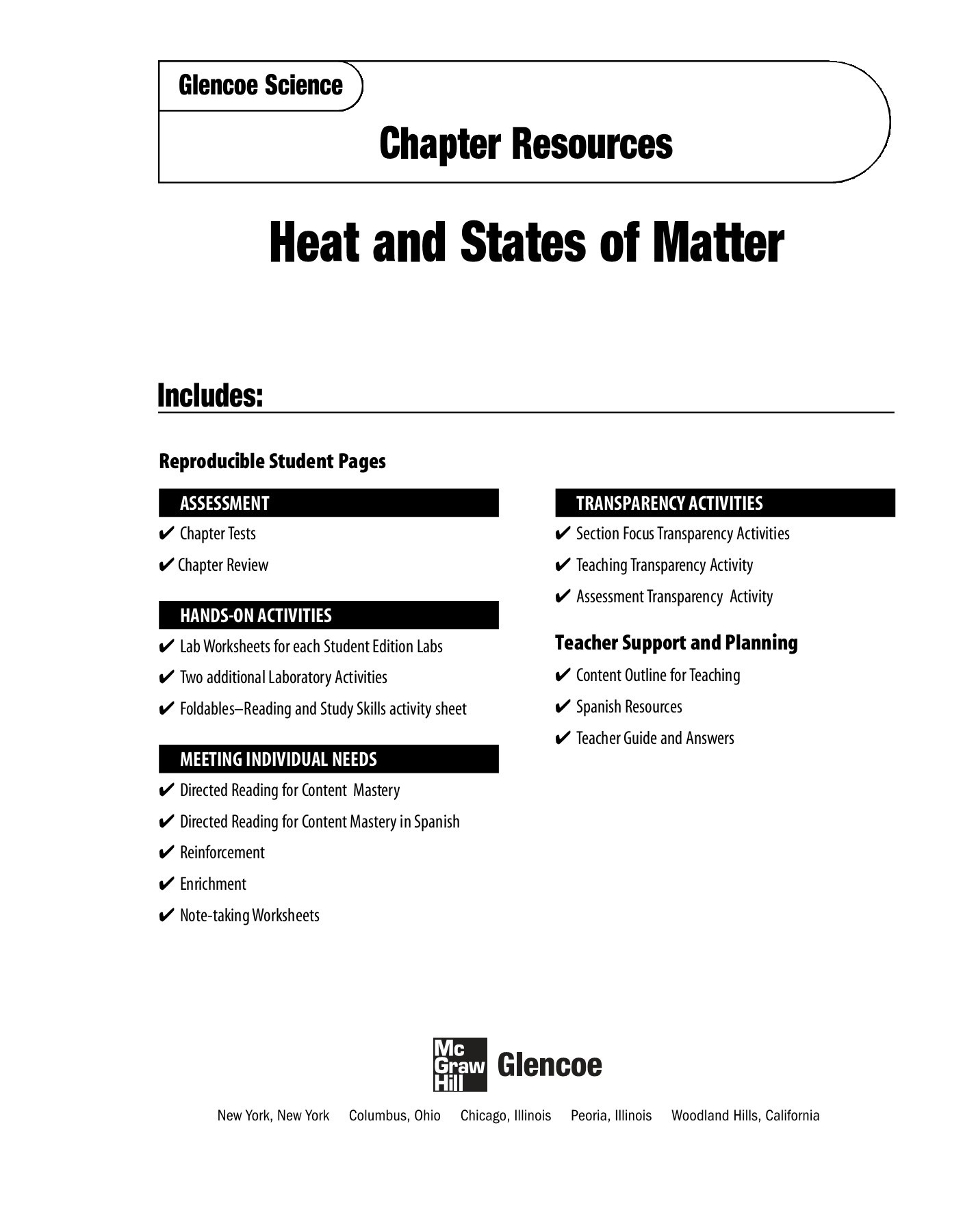 Printables Of Section 3 Using Thermal Energy Worksheet