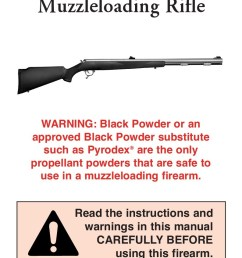 safety instruction manual omega muzzleloading rifle pages text version fliphtml jpg 794x1800 thompson center muzzleloader parts [ 794 x 1800 Pixel ]