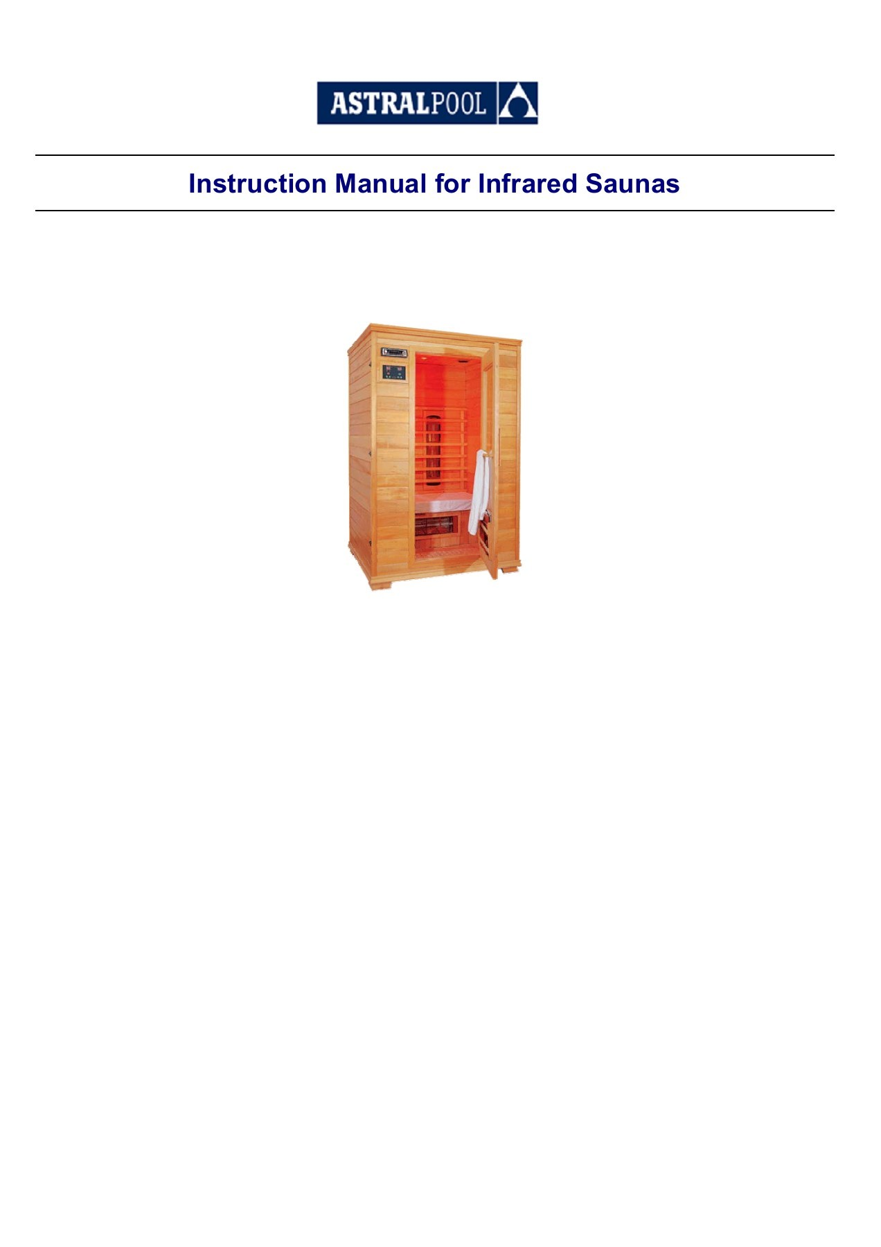 hight resolution of instruction manual for infrared saunas pages 1 49 text version fliphtml5