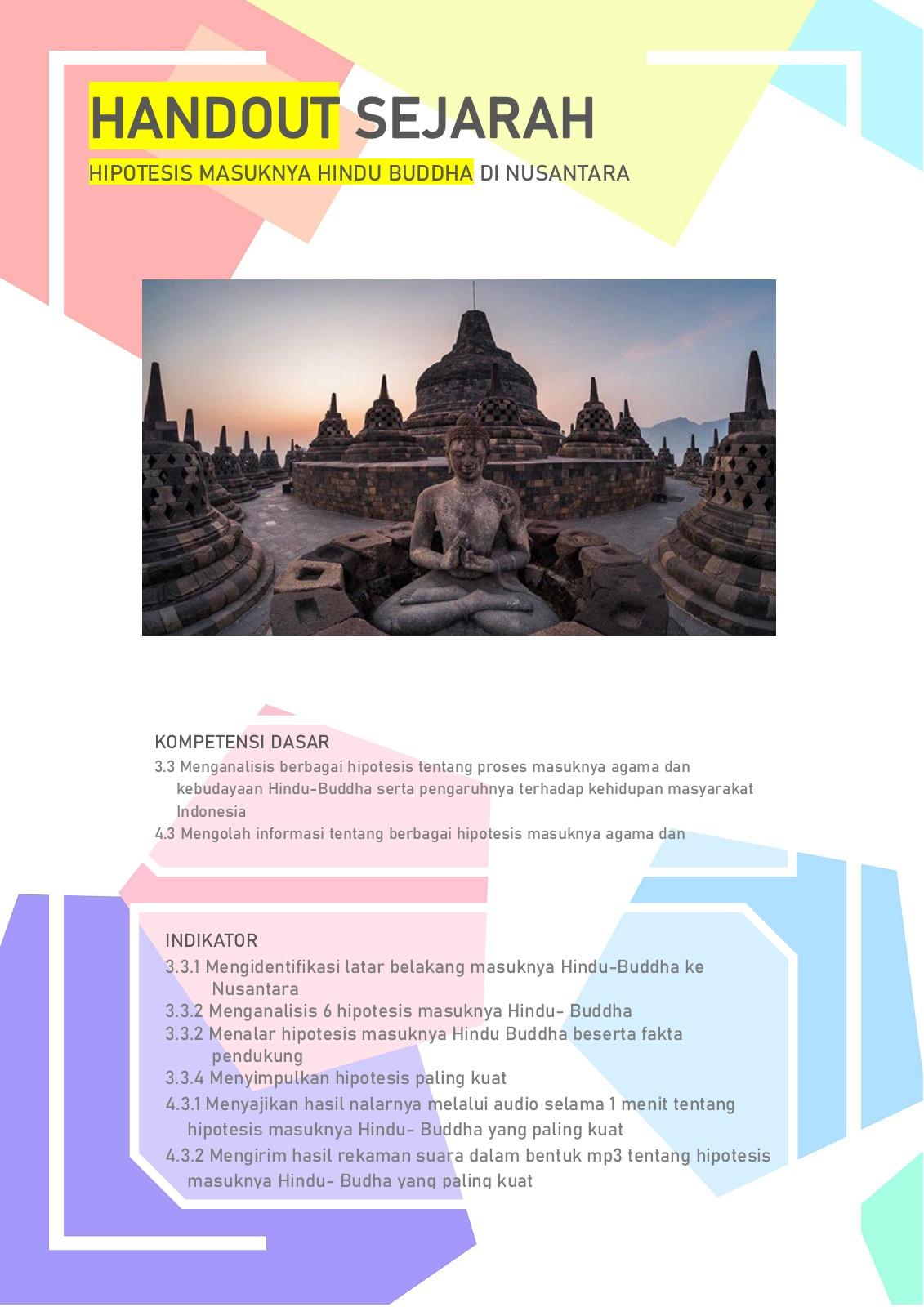 Proses Masuknya Hindu Budha Ke Indonesia : proses, masuknya, hindu, budha, indonesia, REV_HIPOTESIS, MASUKNYA, HINDU, BUDDHA, Flipbook, Hawiki, FlipHTML5