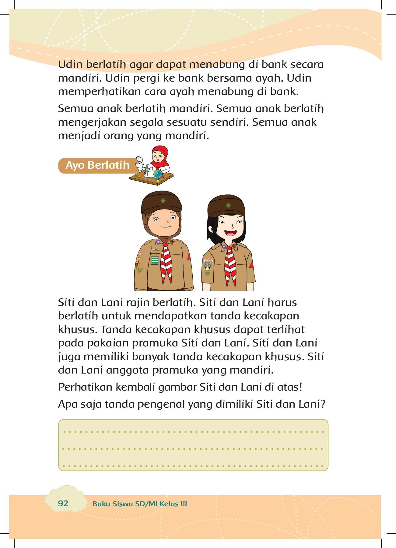 Apa Saja Tanda Pengenal Yang Dimiliki Siti Dan Lani : tanda, pengenal, dimiliki, Kelas, Kur-2013, Revisi_2018_BS, Pages, Download, FlipHTML5