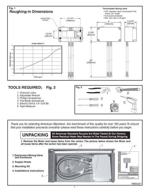 small resolution of selectronic thermostatic mixing valve o 605xtmv1070 pages 1 5 text version fliphtml5