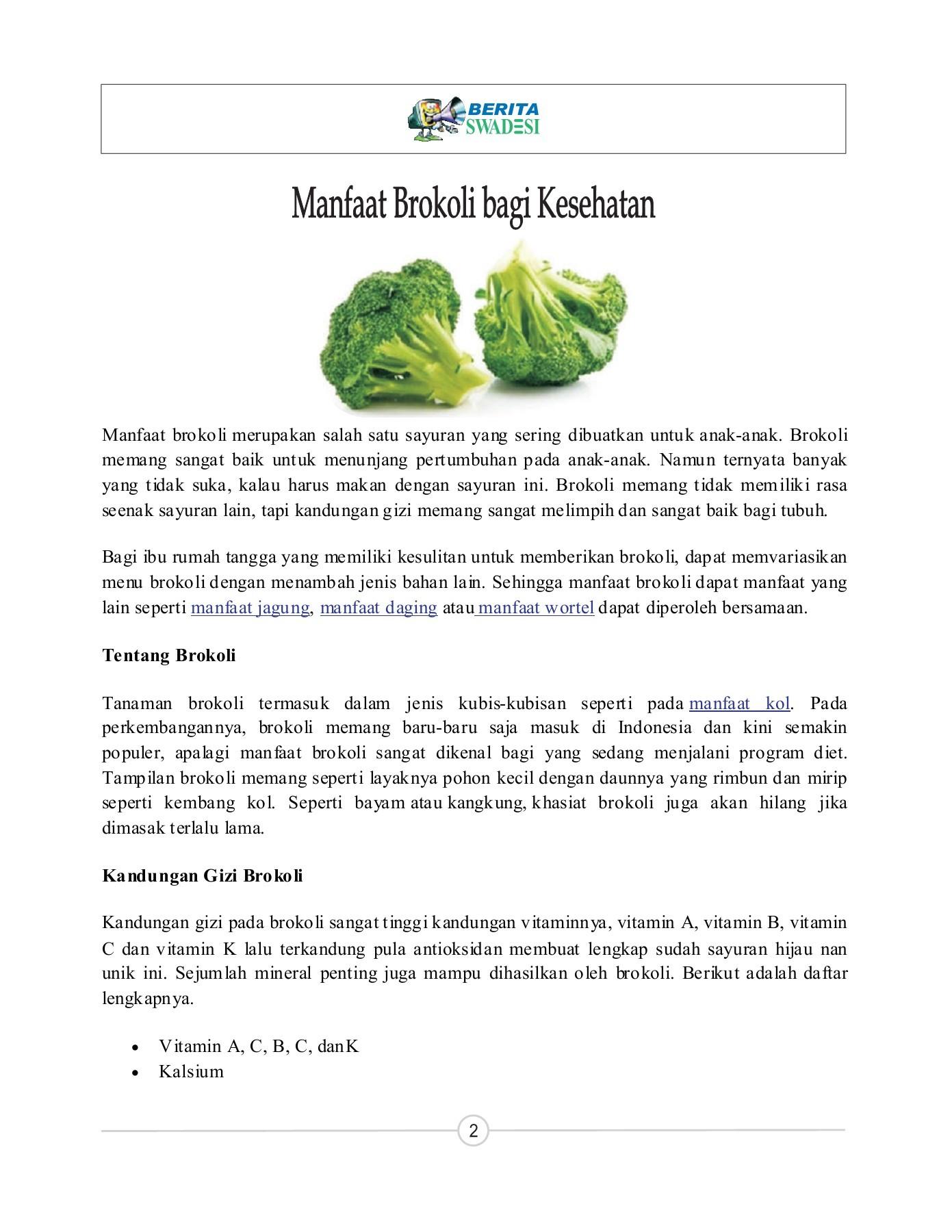 Jenis Jenis Sayuran Dan Kandungan Vitaminnya : jenis, sayuran, kandungan, vitaminnya, KILAS, Pages, Download, FlipHTML5