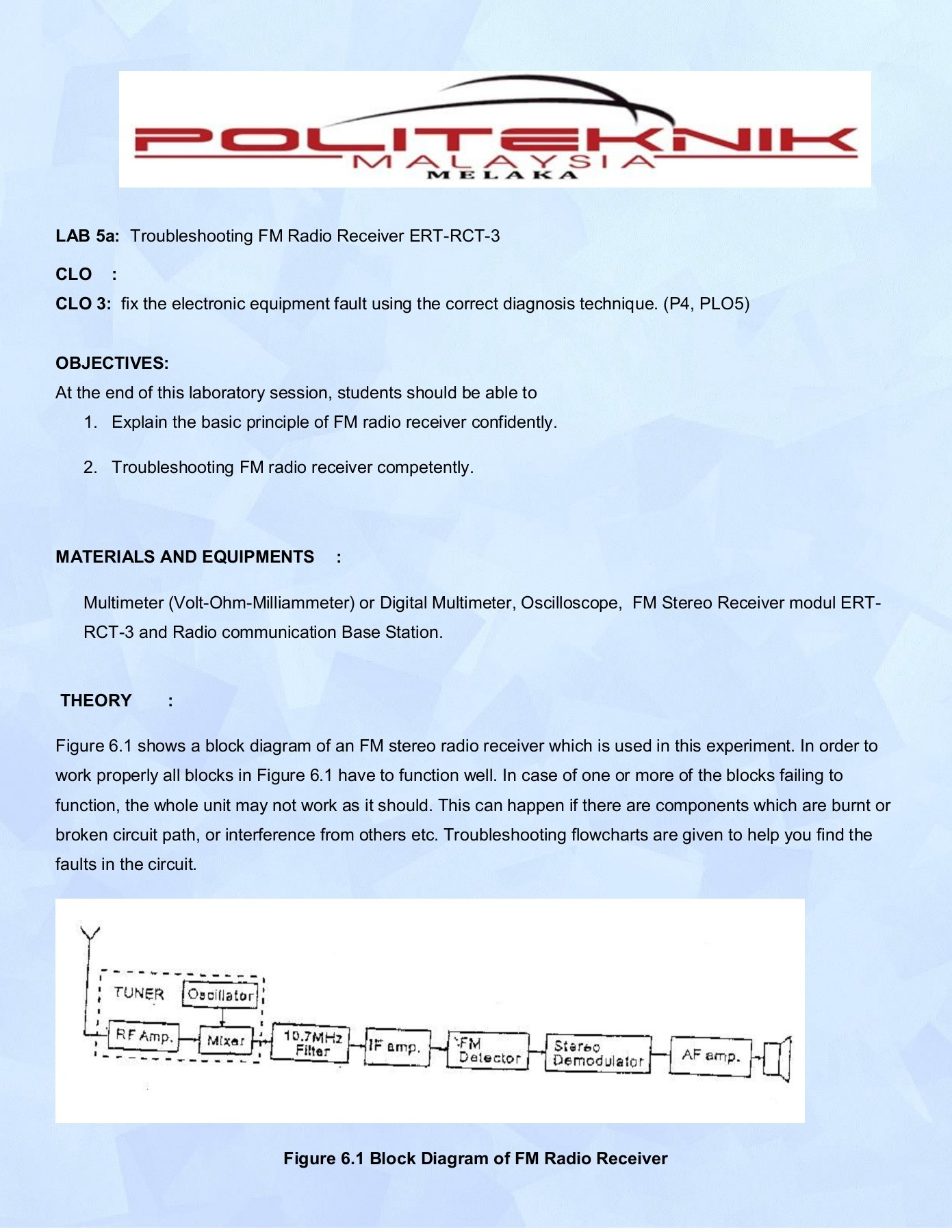 guidelines for electronic equipment repair dee3052 pages 51 71 text version fliphtml5 [ 1391 x 1800 Pixel ]