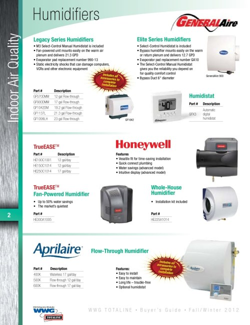 small resolution of humidifiers welcome to wwg totaline bienvenue wwg pages 1 5 text version fliphtml5