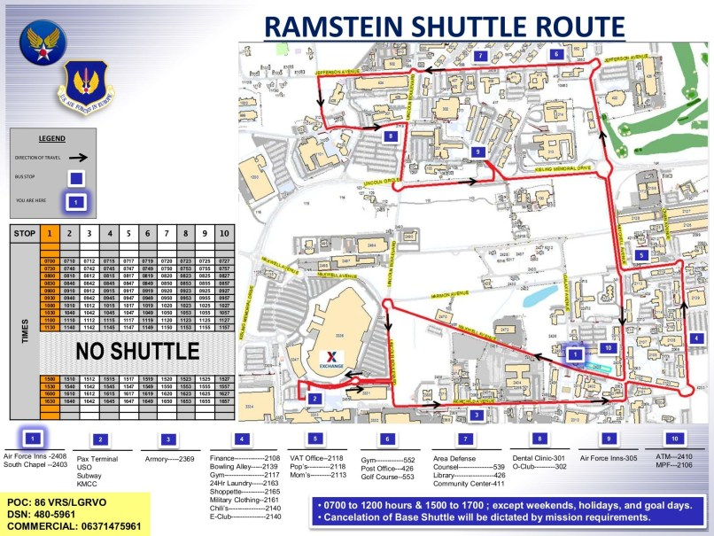 Map Of Germany Ramstein.Ramstein South Gym Hours Kayayoga Co