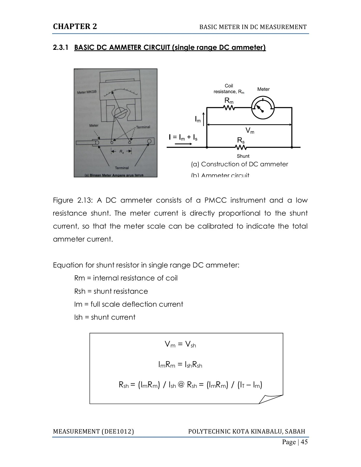 hight resolution of diagram of ammeter