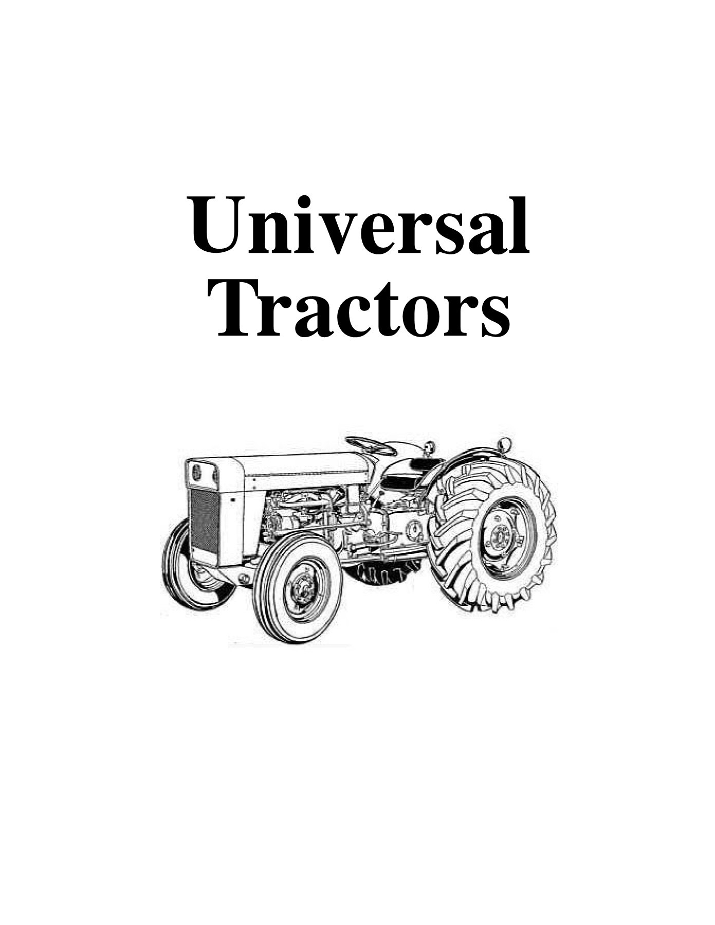Fiat 540 Special Tractor Service Manual Ebooks Pdf Free