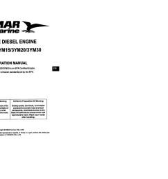 yanmar diesel engine schematic [ 1800 x 1262 Pixel ]