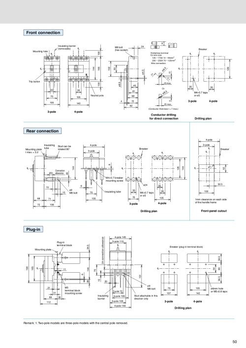 small resolution of molded case circuit breakers earth leakage circuit breakers