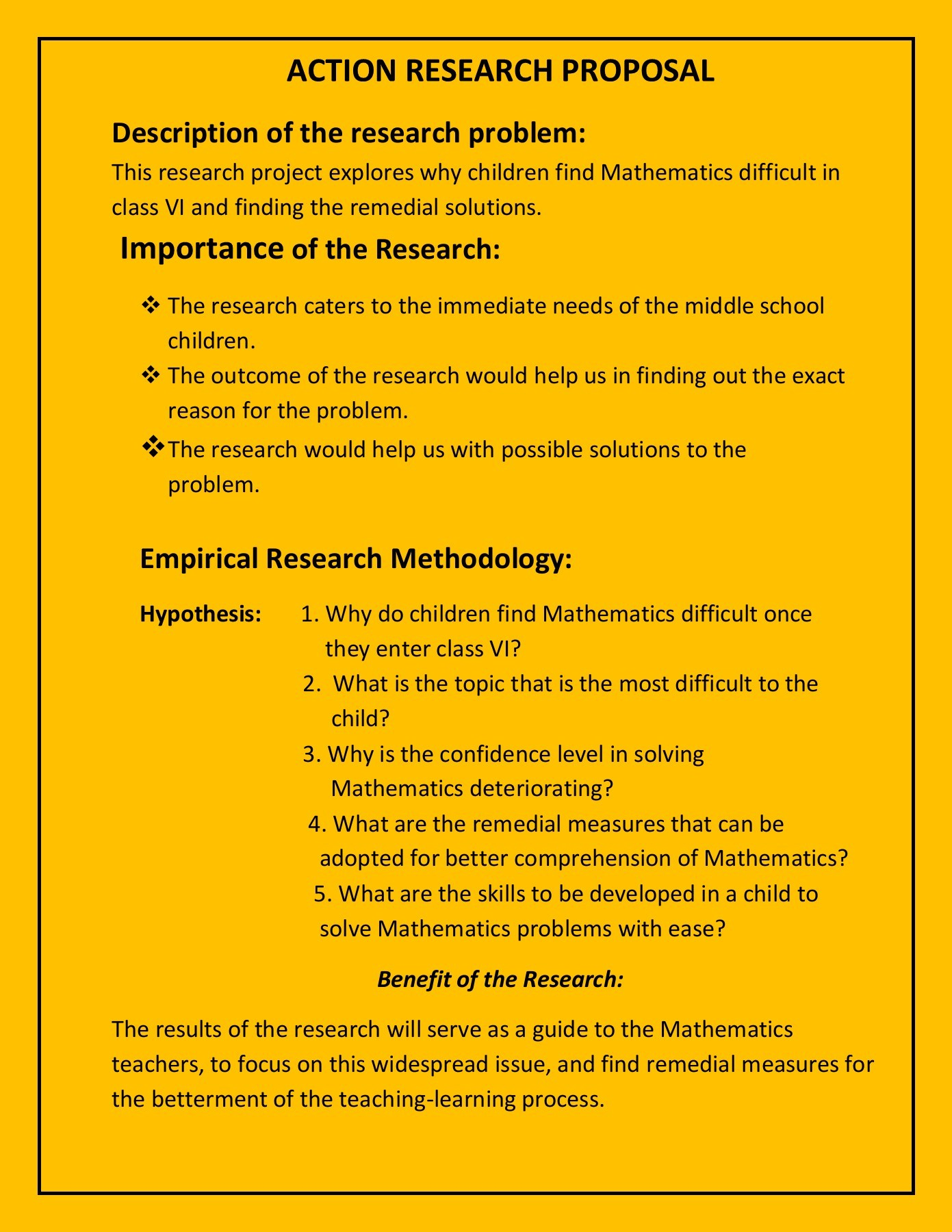 Action Research By The Department Of Mathematics 2014-15 Pages 1 - 50 -  Text Version | Fliphtml5