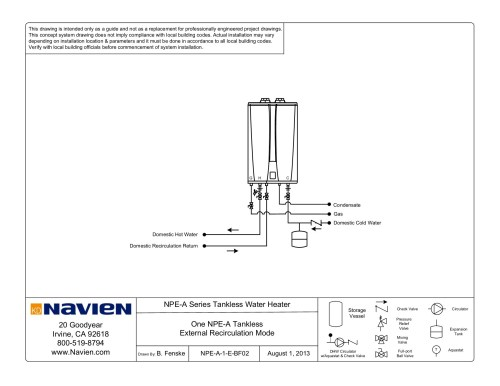 small resolution of navien piping diagram