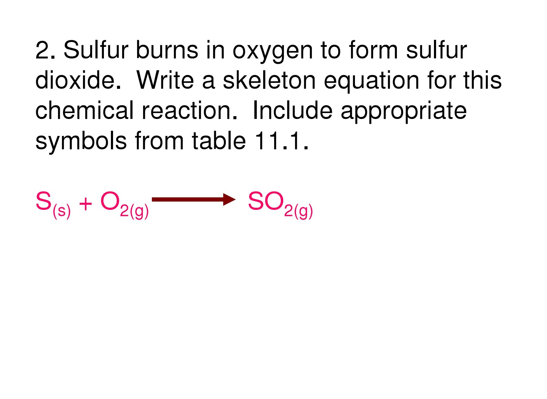 Balanced Equation For Sodium Water Gives Hydroxide