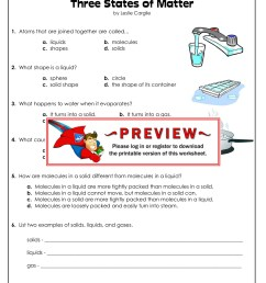 Name: Three States of Matter - Super Teacher Worksheets Pages 1 - 3 - Flip  PDF Download   FlipHTML5 [ 1800 x 1391 Pixel ]