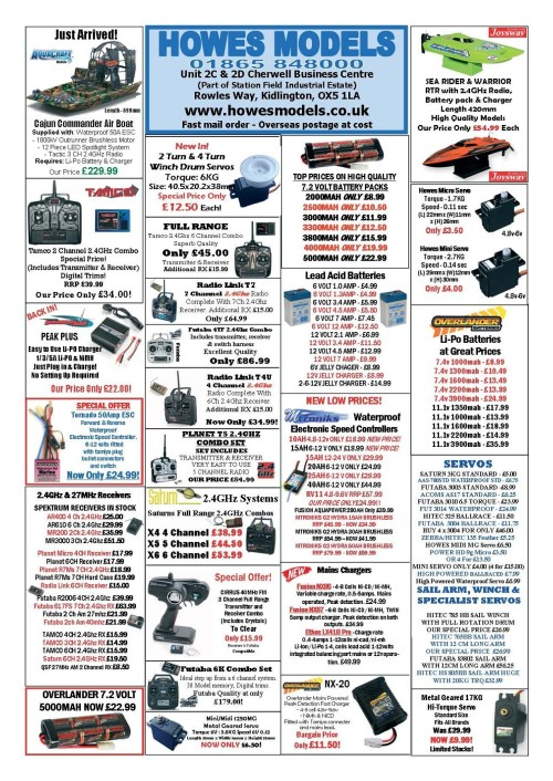 small resolution of marine modelling january 2016 pages 1 50 text version fliphtml5 deben wiring loom to 12v battery glasgow field sports