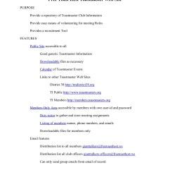 free toast host toastmaster web site pages 1 23 text version fliphtml5 [ 1391 x 1800 Pixel ]
