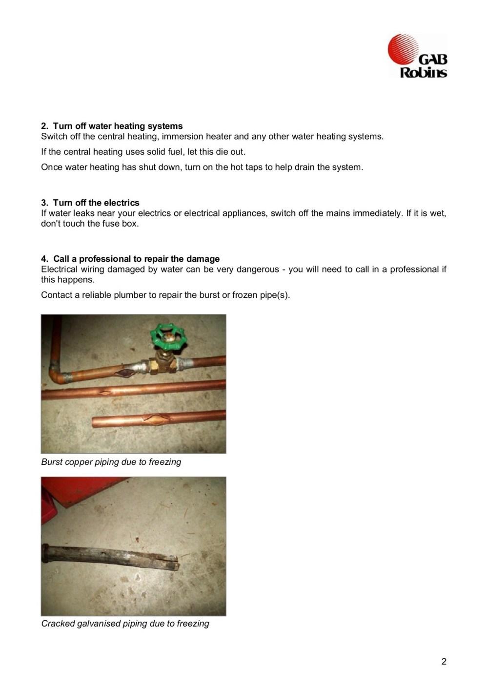 medium resolution of sold hot water fuse box
