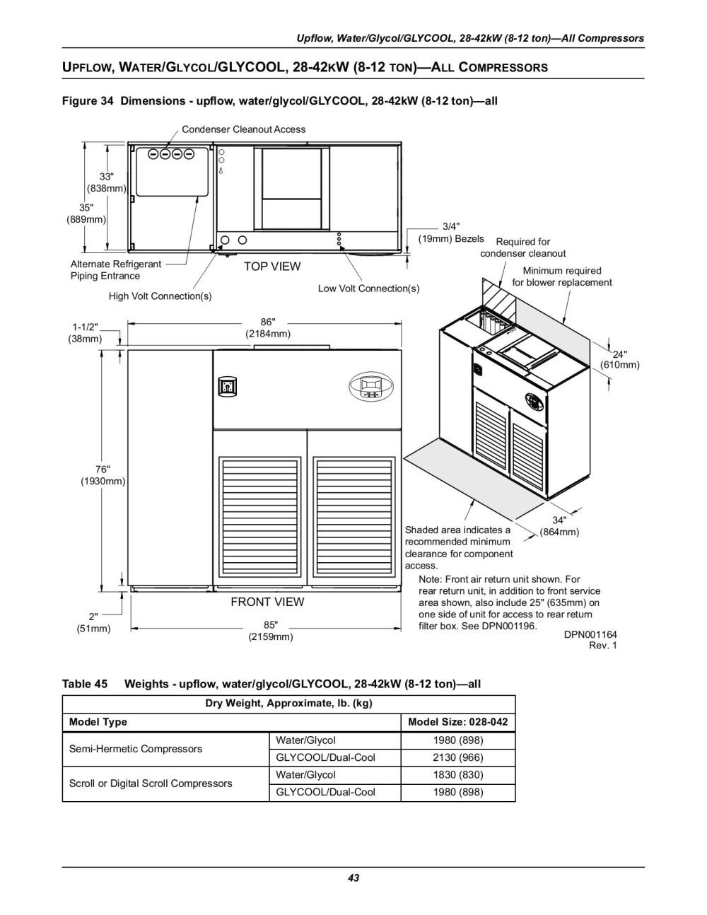 medium resolution of liebert crv wiring diagram