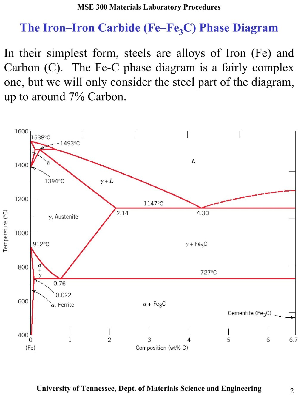 medium resolution of iron carbon phase diagram a review see callister chapter 9 pages 1 34 text version fliphtml5