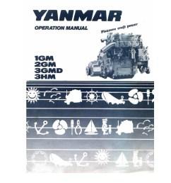yanmar gm operating manual [ 1272 x 1800 Pixel ]