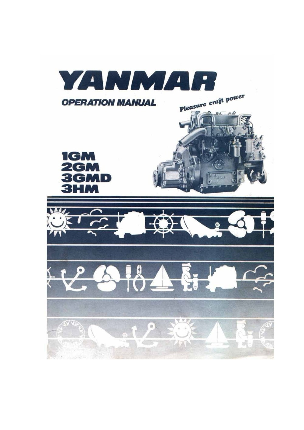 medium resolution of yanmar gm operating manual
