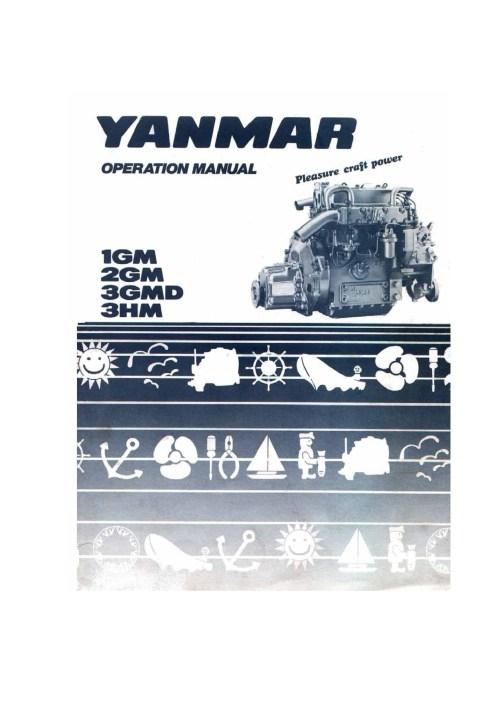 small resolution of yanmar gm operating manual
