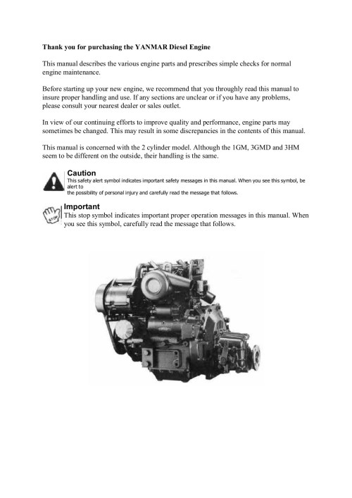 small resolution of yanmar gm operating manual pages 1 50 text version fliphtml5