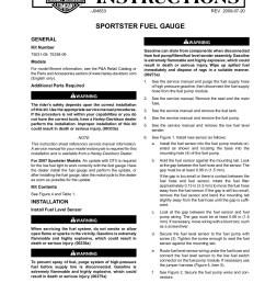 sportster fuel gauge harley davidson pages 1 4 text version fliphtml5 [ 1391 x 1800 Pixel ]