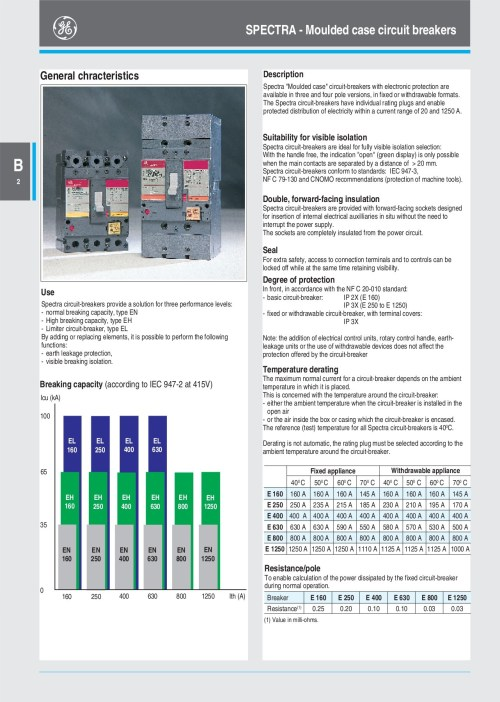 small resolution of spectra moulded case circuit breakers pages 1 50 text version fliphtml5