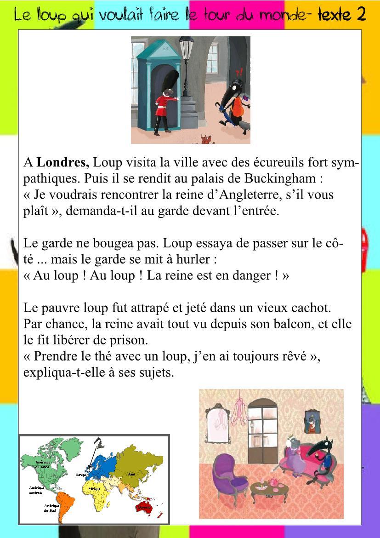 Tapuscrit Le Loup Qui Voulait Faire Le Tour Du Monde : tapuscrit, voulait, faire, monde, Voulait, Faire, Monde-Lecture, Flipbook, Pictime.oclock, FlipHTML5