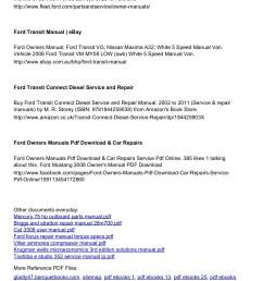array 5 ford escape repair manual ebook rh 5 ford escape repair manual ebook abcenterpri [ 1273 x 1800 Pixel ]